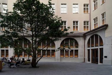 Hoffstatt Münche Meili Peter Architekten München Simone Rosenberg Photography Fotografie rosenbilderberg