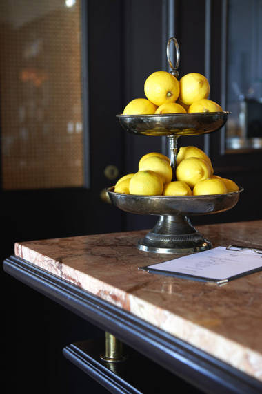 Hotel Regina Bad Gastein Zitronen Interior Innenarchitektur
